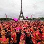 40 000 femmes participent à la 20e édition de la Parisienne