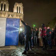 Paris: nouvelle manifestation de policiers pour exprimer leur ras-le-bol.