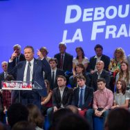 Présidentielle : Nicolas Dupont-Aignan se voit au second tour