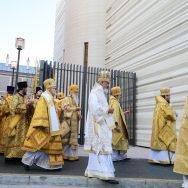 Le patriarche Kirill consacre la nouvelle cathédrale orthodoxe de Paris