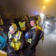 Les VTC reprennent leur mobilisation contre Uber : blocages près de l'aéroport de Roissy