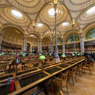 Paris : le site Richelieu de la Bibliothèque nationale de France réouvert