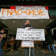 Travail dominical : les salariés de la Fnac des Champs-Elysées en grève