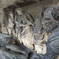 La Mise au tombeau de la cathédrale Saint-Maclou de Pontoise
