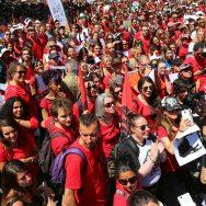 """Manifestation à Paris pour la """"fermeture des abattoirs"""""""