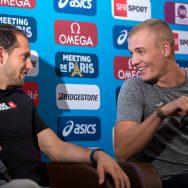 Athlétisme : les champions Olympiques réunis à Paris