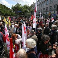«Non à l'état d'urgence permanent» : manifestation à Paris contre le projet de loi antiterroriste