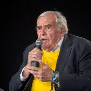 Fête de l'Humanité : Julien Lauprêtre participe aux débats.
