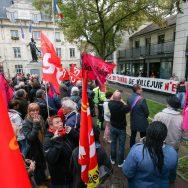 Villejuif : les syndicats mobilisés pour la Bourse du travail
