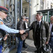 Malaise chez les CRS : les syndicats reçus place Beauvau.