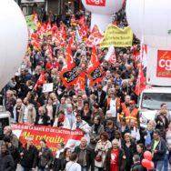 Manifestation du 10 octobre : combien de fonctionnaires dans la rue ?