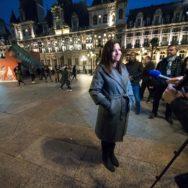 Anne Hidalgo lance l'édition 2017 de la Nuit Blanche