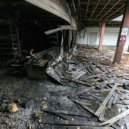 Une épicerie casher, déjà cible de tags antisémites, incendiée à Créteil.