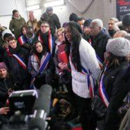Vague de froid: des élus franciliens vont dormir dehors pour soutenir les SDF.