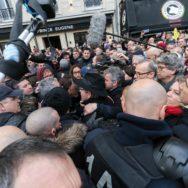 Marche pour Mireille Knoll : un message d'unité gâché par des échauffourées.