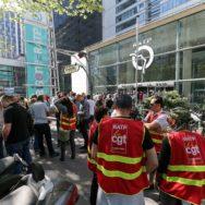 Grève : après la SNCF, la CGT mobilise la RATP.