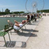 Paris : record de chaleur.