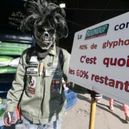 Paris : marche contre le glyphosate et les pesticides