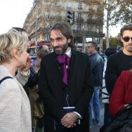 Cédric Villani mobilisé contre l'homophobie.