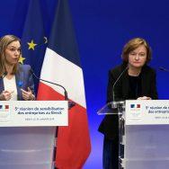 Nathalie Loiseau et Agnès Pannier-Runacher préparent les entreprises à un Brexit sans accord.
