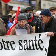 Manifestation des retraités :«le coût de la vie ne cesse d'augmenter et nos pensions de baisser».