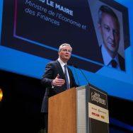 """Mariage de Ghosn : Bruno Le Maire veut """"la transparence totale"""""""
