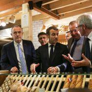 Au Salon de l'agriculture 2019, Emmanuel Macron bat tous les records.