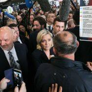 """""""Emmanuel Macron va-t-il 'Alstomiser' l'agriculture française ?"""", s'interroge Marine Le Pen"""