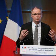 Jean Tirole : un Nobel d'Economie à Bercy.