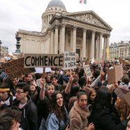 Marche des jeunes pour le climat : entre 29000 et 40000 manifestants à Paris.