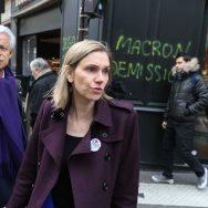 """""""Il faut redonner envie aux gens de venir le samedi sur les Champs-Élysées"""" : le gouvernement veut rassurer les commerçants vandalisés."""