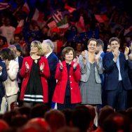 """Européennes: Nathalie Loiseau appelle à ce que l'Europe """"prenne son envol""""."""