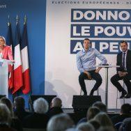 Mormant : Marine Le Pen en terrain conquis.