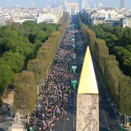 19 155 participants au Marathon de Paris 2019.