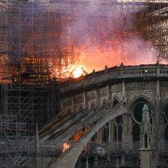 Incendie de Notre-Dame de Paris : la France pleure sa cathédrale.
