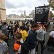 La 21e Techno Parade a dansé pour Steve Maia Caniço, samedi à Paris