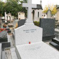 Jacques Chirac sera inhumé au cimetière du Montparnasse auprès de sa fille Laurence.