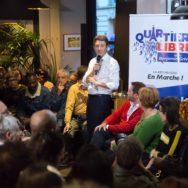 Municipales : Griveaux veut débattre avec les Parisiens.