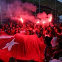 Ambiance avant France-Turquie : « Le Stade de France va être turc ».