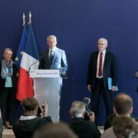 EPR de Flamanville. Le projet est « un échec pour toute la filière électro-nucléaire française » selon Bruno Le Maire.