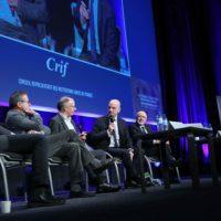 10ème convention nationale du CRIF au Palais des Congrès de Paris.