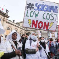 Santé. Un millier de manifestants à Paris pour « sauver l'hôpital »