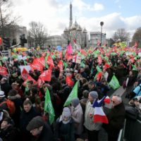 26 000 opposants à la PMA dans la rue, avant l'examen au Sénat du projet de loi bioéthique.