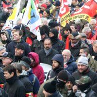 Retraites : léger regain de la mobilisation ce vendredi avant un nouvel appel pour le 29 janvier.